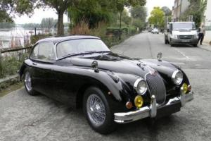 1959 Jaguar XK150 Fixedhead Coupé Photo