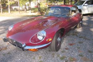 Jaguar : E-Type 2+2 Coupe