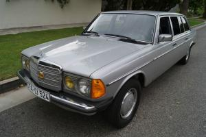 Mercedes-Benz : 300-Series RARE FACTORY BUILT LWB DIESEL ENGINE LIMOUSINE