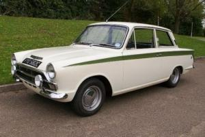 1965 Ford Cortina Mk. I GT Two-door