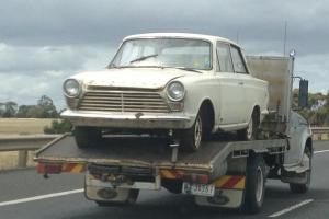 Rare 1962 Ford Cortina MK1 Jail BAR Sports Coupe 220 240 440 Lotus GT 500 Falcon in Melbourne, VIC