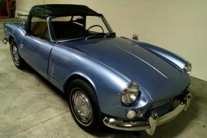 Triumph : Spitfire Base Photo
