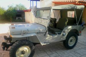 Willys : m38 2 door