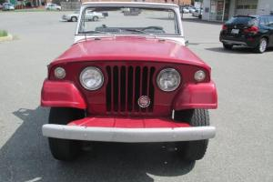 Willys : Jeepster Commando Convertible