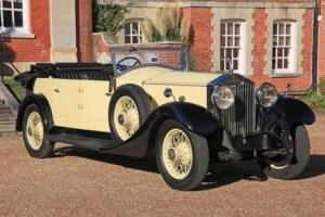 1929 Rolls-Royce Phantom I Open Tourer Photo
