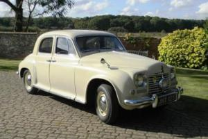 1949 Rover P4 75 (Cyclops) Photo
