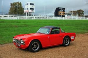 1968 Triumph TR5 Competition Photo
