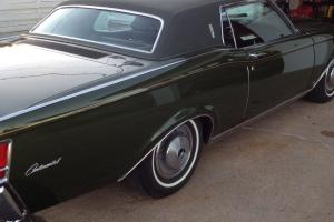 Lincoln : Mark Series Coupe