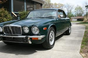 Jaguar : XJ Coupe Photo