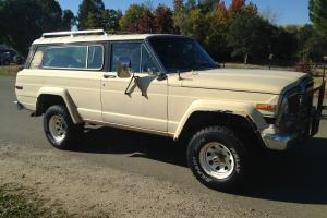 Jeep : Cherokee Chief
