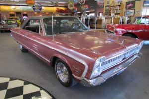 Plymouth : Fury Sport 383