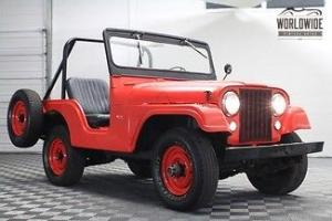 Willys : Other CJ5