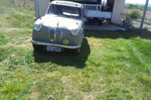 Austin A30 1953 AS3 in Oatlands, TAS
