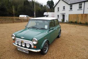 1996 Rover Mini Cooper 35th Anniversary Limited Edition with just 2098 miles
