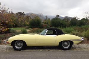 Jaguar : E-Type SERIES ONE Photo