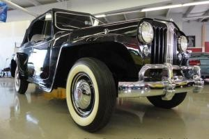 Willys : Jeepster Overland Overland