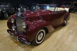 1947 Bentley Mark VI Park Ward Convertible