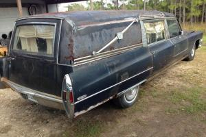 Cadillac : Other hearse