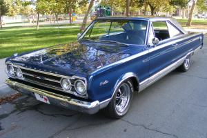 Plymouth : Satellite 2 door