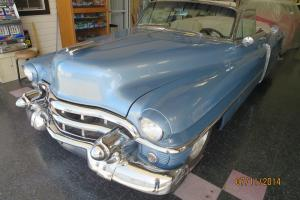 Cadillac : DeVille Convertible Coupe