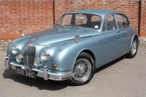 Jaguar MK 2 Column Shift Saloon PETROL AUTOMATIC 1965/C Photo