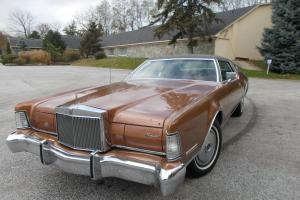 Lincoln : Mark Series mark IV