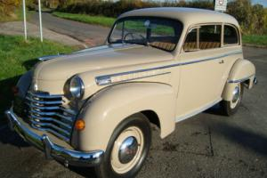 OPEL OLYMPIA 1950 1.5 two door