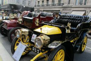1904 Wolseley 8hp Twin Cylinder VSC dated