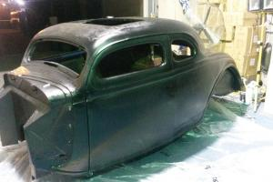 Ford 1936 Coupe Steel Body HOT ROD