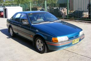 """Ford EB """"S Pack"""" 5 Speed Manual AS Traded Cheap in Liverpool, NSW"""
