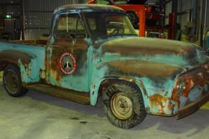 1954 Ford F100 Awesome RAT ROD Patina NO Reserve