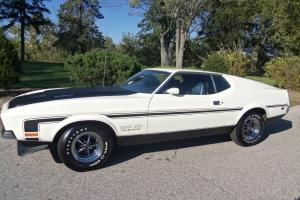 Ford : Mustang Boss 351