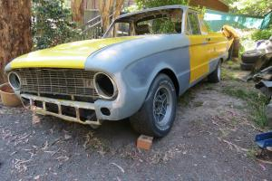 Ford XK XL XM XP Falcon 5 Speed 302 UTE Project Needs Completing 90 There in Ferntree Gully, VIC