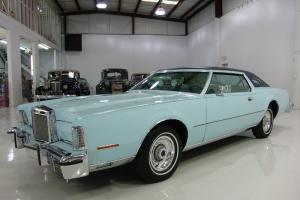 Lincoln : Continental MARK IV 14,558 ORIGINAL MILE TIME CAPSULE!