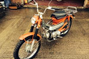 Honda Trail 90 ct 90 1969 Photo