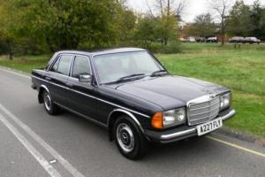 1983 Mercedes-Benz 240D Saloon