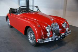 1959 Jaguar XK150 SE 3.8-litre Drop Head Coupe