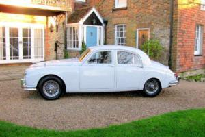 1959 Jaguar Mk1 3.4 Manual