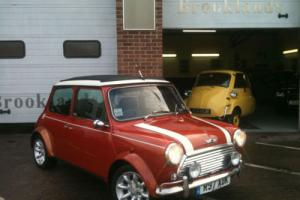1997 Rover MINI COOPER WITH STAGE 2 RACE TUNED ENGUNEE ** SOLD **