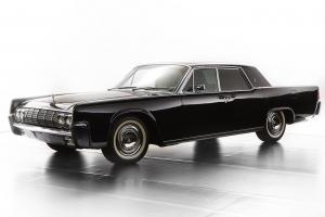Lincoln : Continental Sedan - Suicide Doors