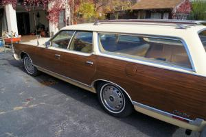 Mercury : Grand Marquis wagon