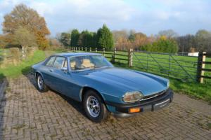 1977 Jaguar XJS V12 Coupe Photo
