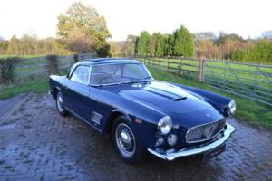 1960 Maserati 3500GT Coupe by Touring