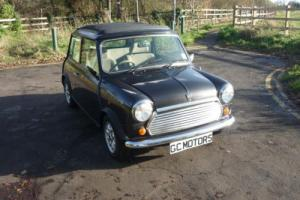 1998 Rover Mini British Open Classic with 27,000 miles