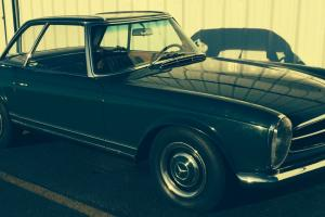 Mercedes-Benz : 200-Series leather