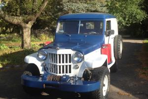 Willys : Utility delivery wagon Wagon
