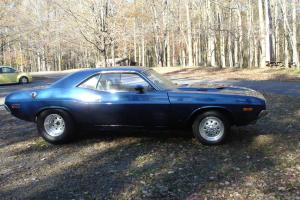 Dodge : Challenger Coupe