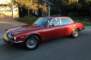 Jaguar : XJ6 Vanden Plas Photo