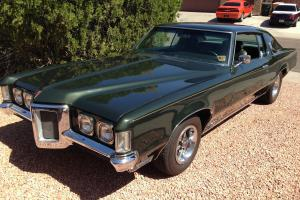 Pontiac : Grand Prix Model J