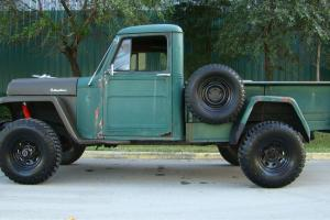 Willys : OVERLAND M-37 PICK UP